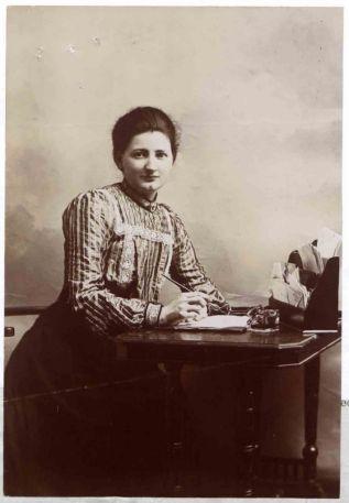 Ethel Writing