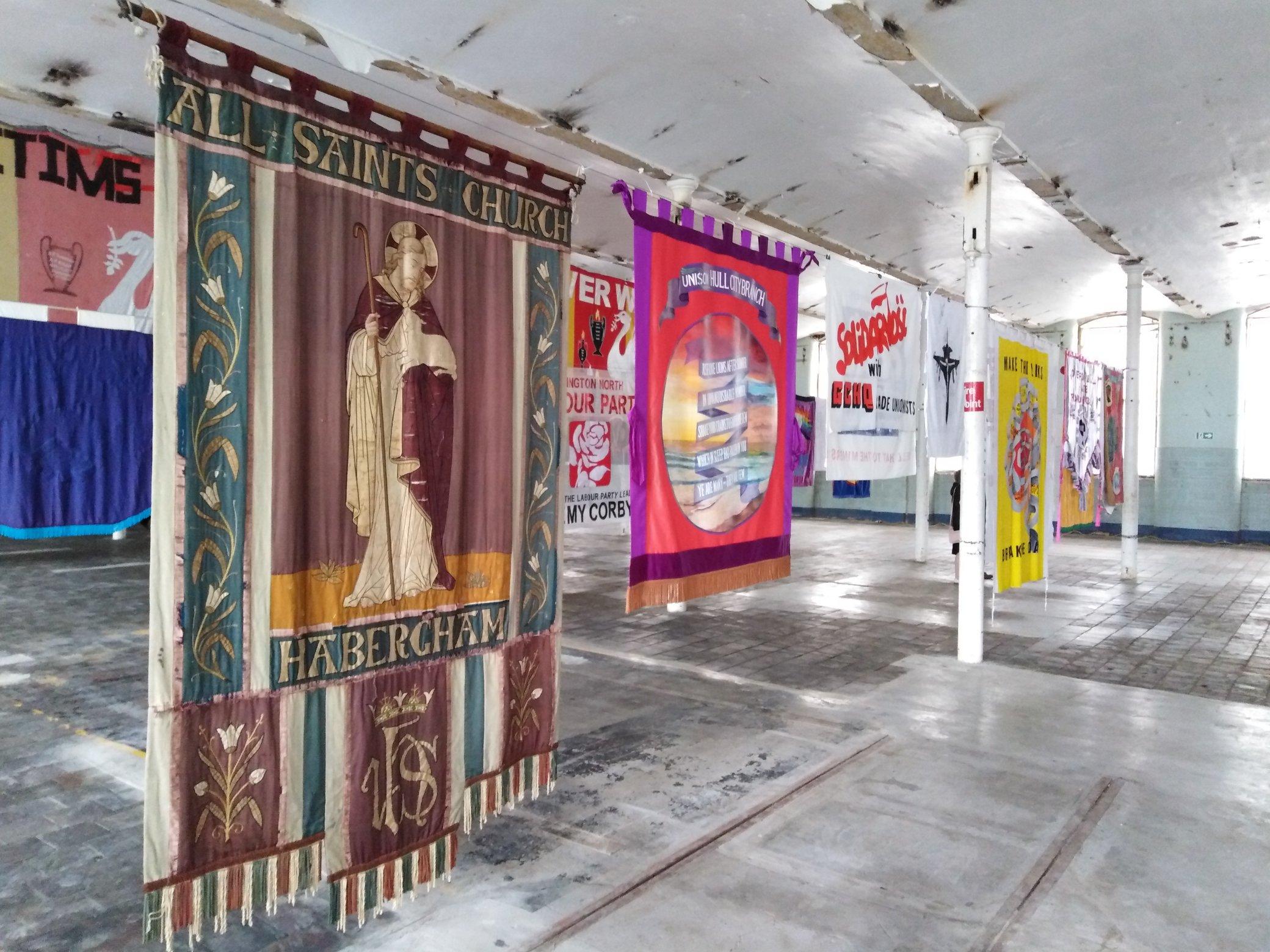 All Saints Habergham banner (3)